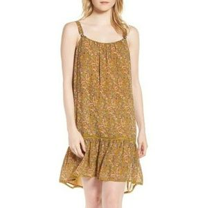Rebecca Minkoff Floral Madison Dress Lined